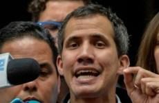 انگلیس رسماً گوایدو را رئیس جمهور ونزوئلا خواند