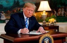رویترز: ترامپ و صدورفرمان اجرایی برای  تحریمهای تسلیحاتی رژیم