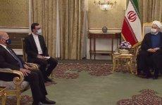 روحانی: حضور نیروهای آمریکا، را به ضرر امنیت و ثبات منطقه میدانیم