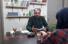 """نکاتی از روایت """"رضاحائری""""در  وضعیت زندان تهران بزرگ"""
