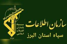 بازداشت رئیس اداره صمت شهرستان اشتهارد توسط اطلاعات سپاه