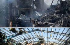 انفجار در کارخانه آلومینیومسازی شهرستان ری با ۲ کشته