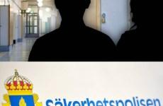 پلیس امنیتی سوئد فاش ساخت زوج متهم به تروریست در سوئد ایرانی هستند