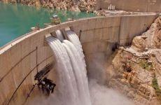 عقب نشینی بیشتر رژیم بخاطر مقاومت انها، رهاسازی آب از سد کرخه افزایش یافت