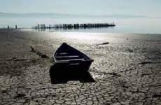 ۳۰ درصد از  خلیج گرگان در استان گلستان  خشک شد