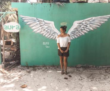 De beste Instagram hotspots in Tulum