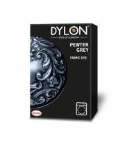 DYLON TEKSTILFARGE PEWTER GREY  350GR