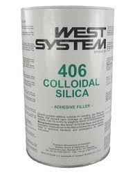 WEST 406A SILICA  275 G