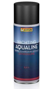 YACHTING AQUALINE SPRAY BLACK 0,4L