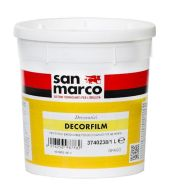 SAN MARCO DECORFILM LUCIDO BLANK 1L