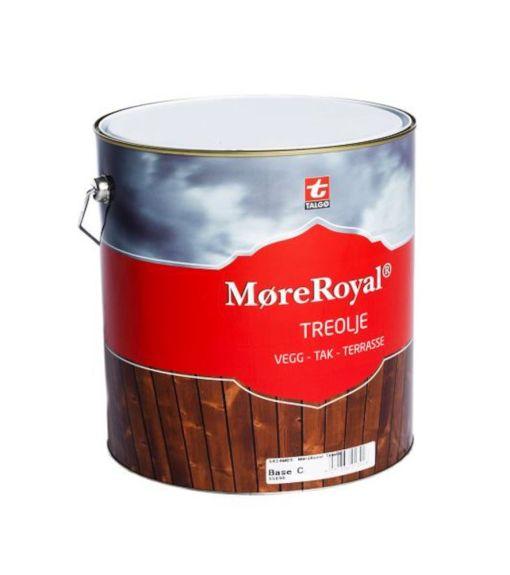 MØREROYAL TREOLJE BRUN RB.10 2,7L