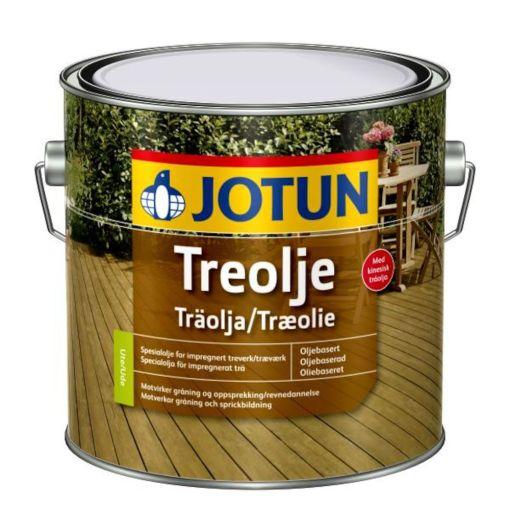JOTUN TREOLJE GYLDEN 3L