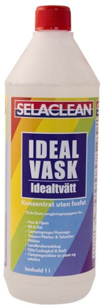 SELACLEAN IDEAL VASK 1L