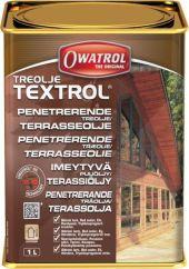 OWATROL TEXTROL FARGELØS 1,0L