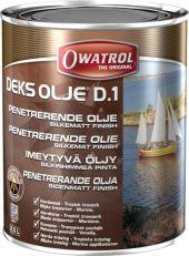 OWATROL DEKS OLJE D.1 2,5L