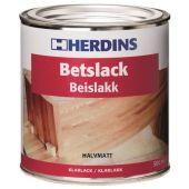 HERDINS BEISLAKK HALVMATT 0,5L