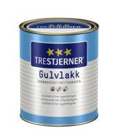 TRESTJERNER GULVLAKK VANNBASERT SILKEMATT  0,75L