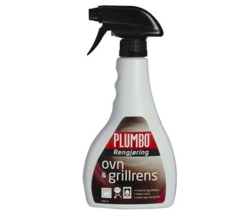 PLUMBO OVN & GRILLRENS SPRAY 500ML