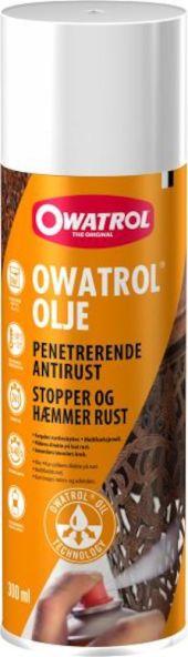 OWATROL OLJE SPRAY - 300ML