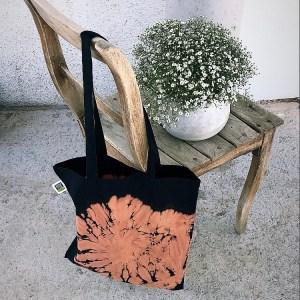 Batik Bag - Handmade, Organic