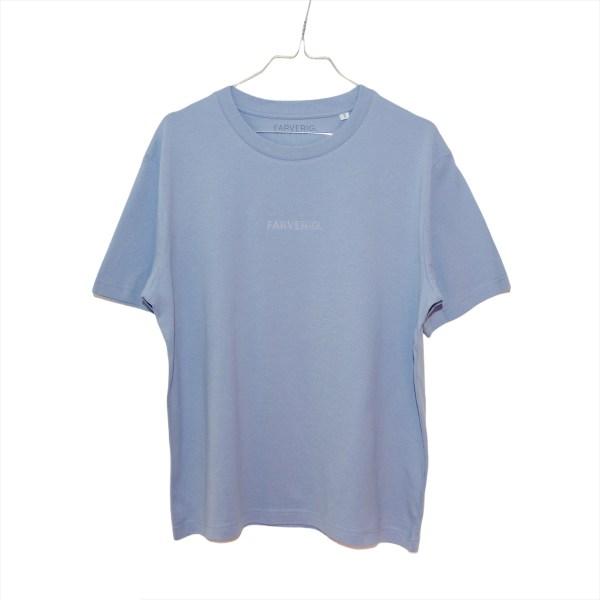 Organic Oversize Basic Shirt - Marshmallow