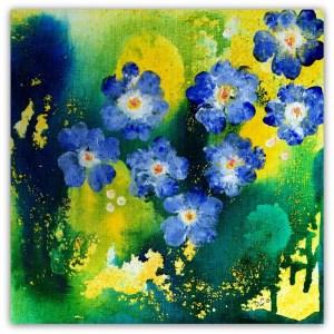 blåblomst