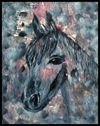 Hestepigens drøm billedet er 33 - 41