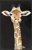 Giraffen på træ
