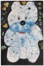 Teddy sæbeleg på papir 20 - 29
