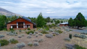 Cherry Creek Nature Retreat is nestled at the foot of the spectacular Warner Mountain Range and bordered by National Forest & BLM lands.