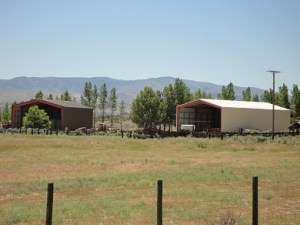 Heritage Ranch Estate has 3 sources of water for irrigation; alpine decree, supplemental well, and Luther Creek.