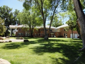 Heritage Mansion Ranch has agricultural land totaling approximately 200 acres and is currently producing quality hay.