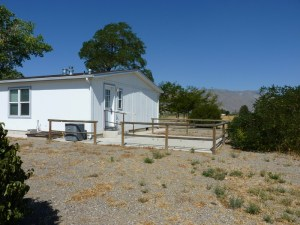 Smith Valley Farm & Home has a large shop, animal barn, shelters and other storage.