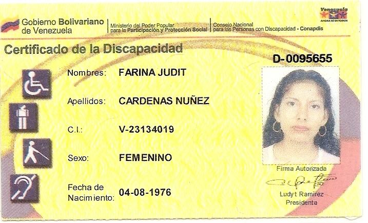 LA INCLUSIÓN SOCIAL, ACADÉMICA Y LABORAL DEL DISCAPACITADO EN VENEZUELA (1/2)