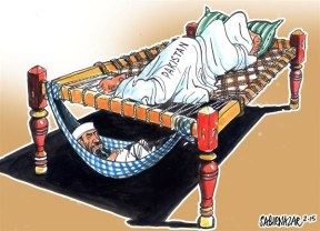 Sabir Nazar Cartoon 12