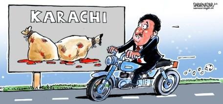 Sabir Nazar Cartoon 3