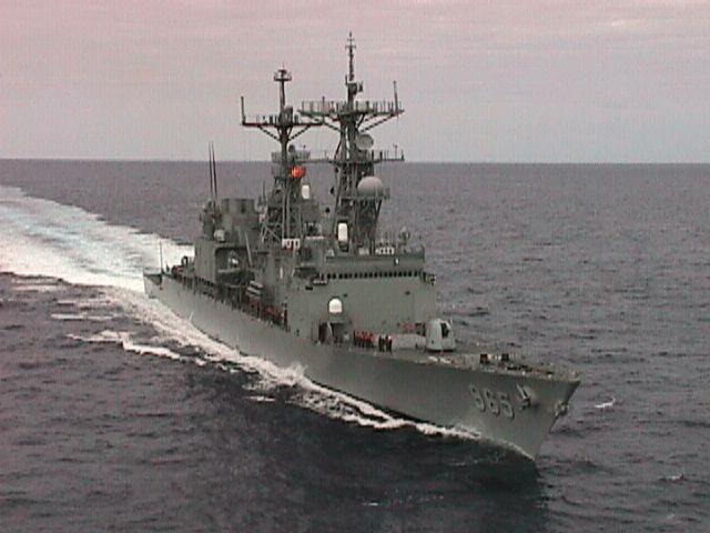 Dd 963 Spruance Class Navy Ships