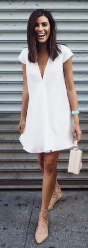 Best simple casual spring styles (65)