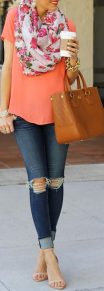 Best simple casual spring styles (78)
