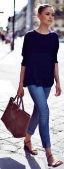 Best simple casual spring styles (87)