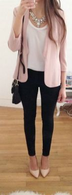 Best simple casual spring styles (89)