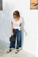 Coolest women denim trends idea (122)