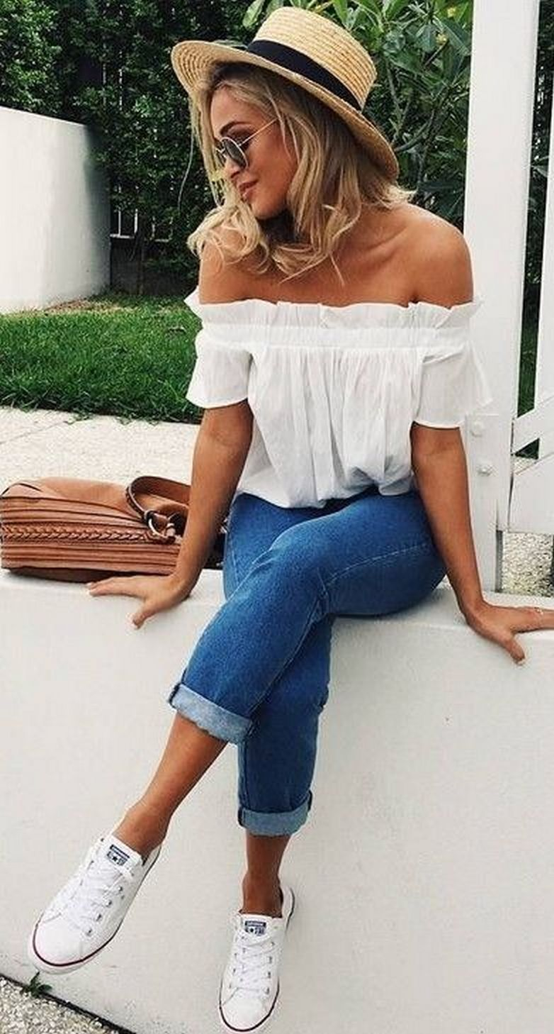 Coolest women denim trends idea (132)