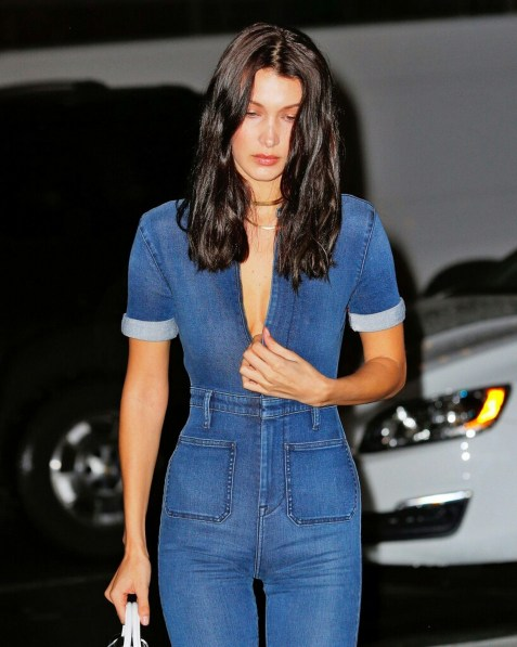 Coolest women denim trends idea (27)