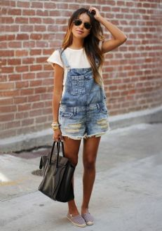 Coolest women denim trends idea (29)
