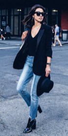 Coolest women denim trends idea (40)