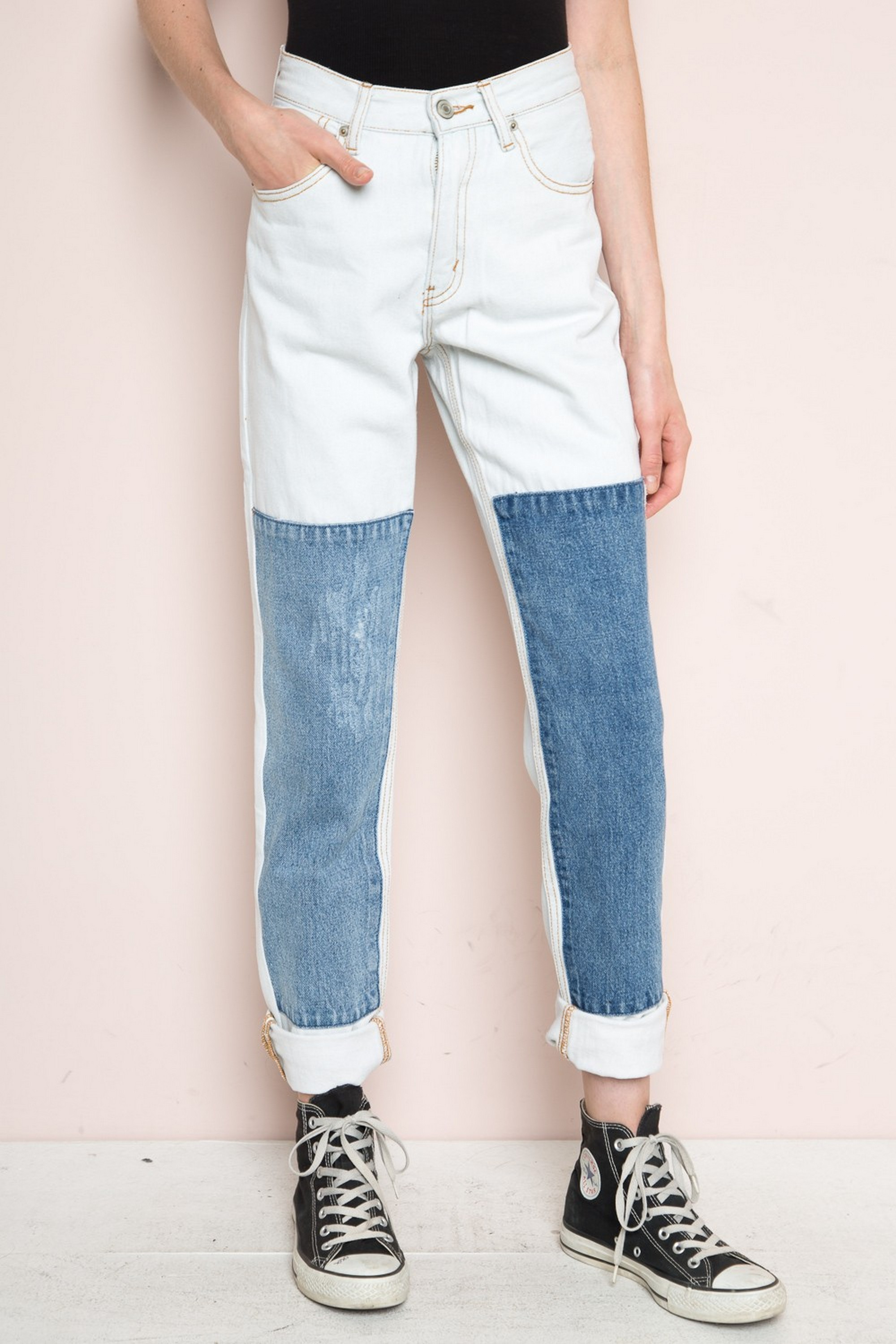 Coolest women denim trends idea (82)