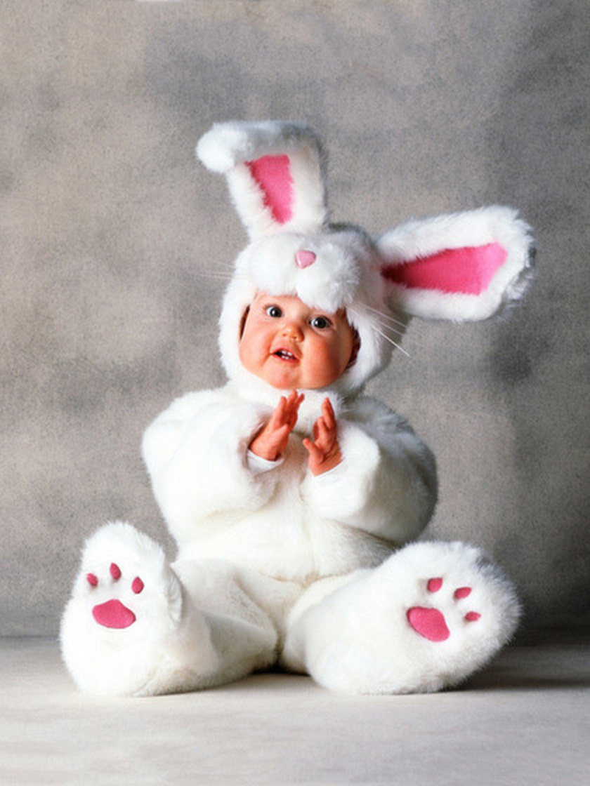 Cute baby animal costumes (38)