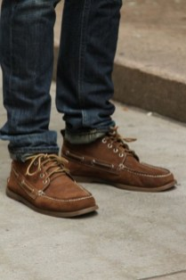 Inspiring wear shoes with jeans (1)