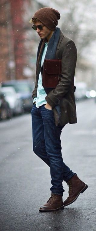 Inspiring wear shoes with jeans (34)